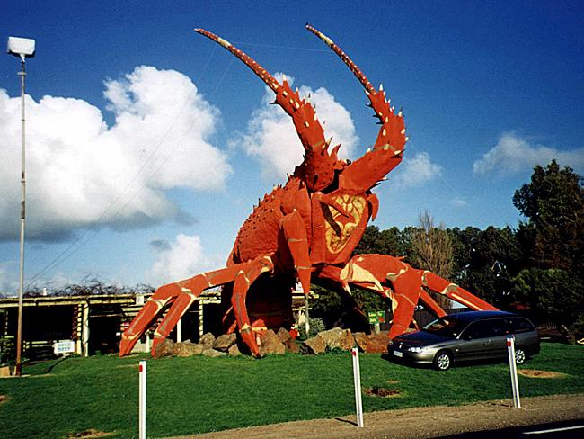 37657e4964 Big Lobster - Australia Tourist Information
