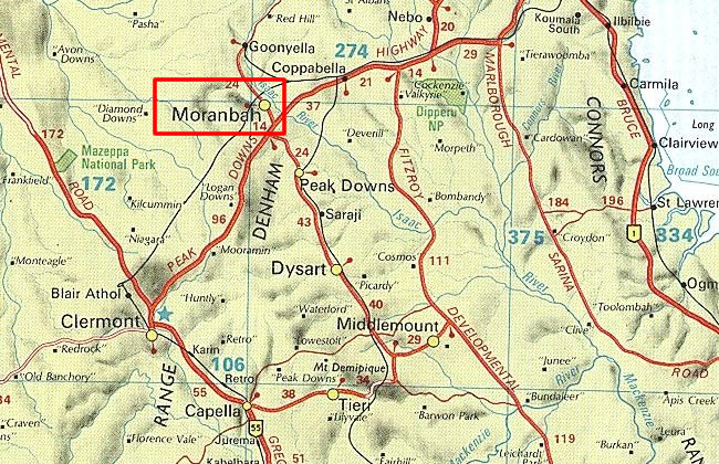 Moranbah Australia  City new picture : Index of /maps/road